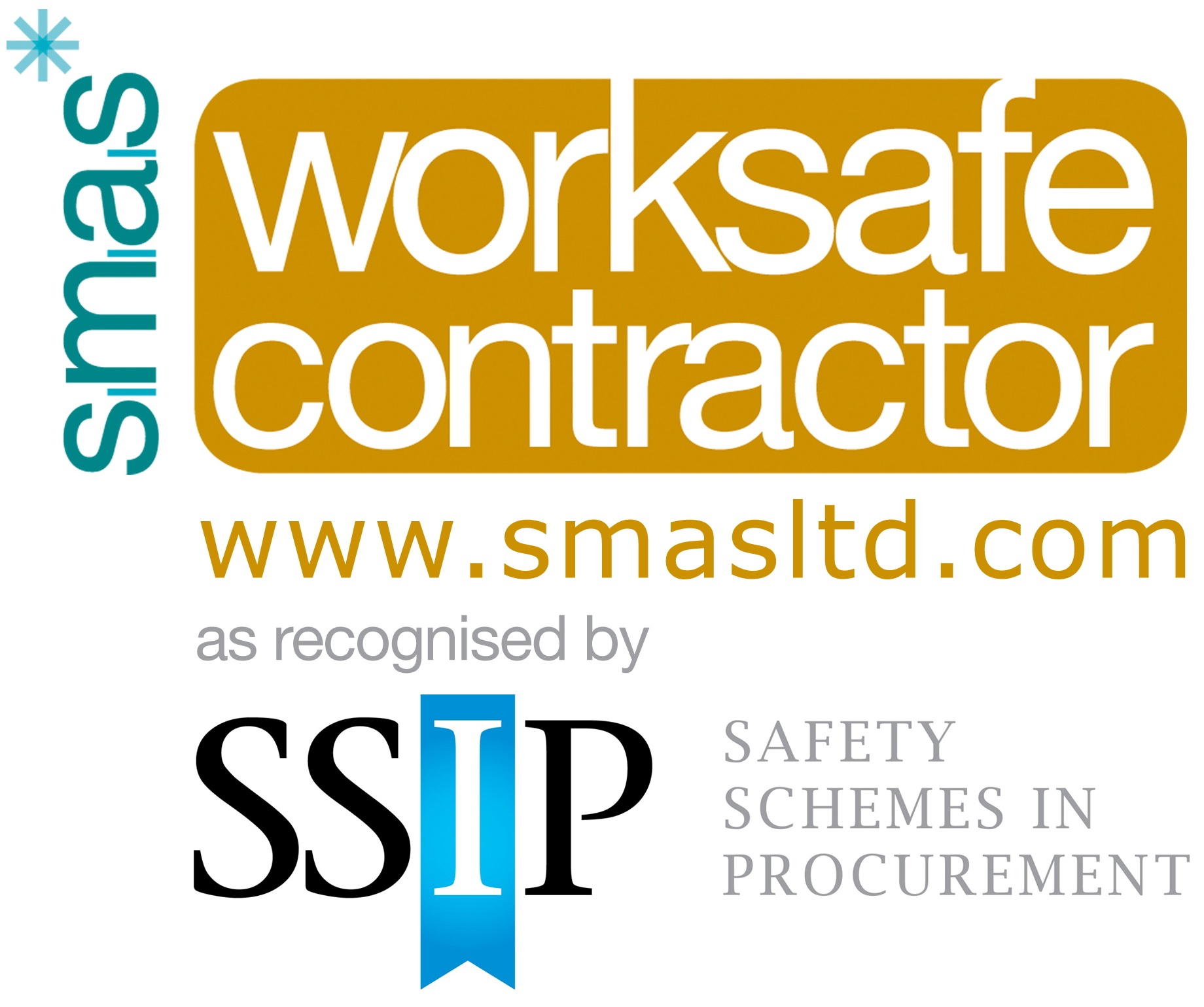 Logo SMAS - Worksafe contractor