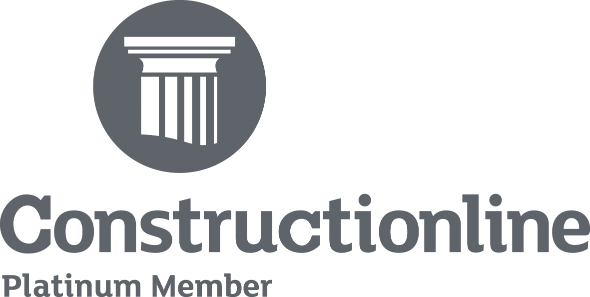 Logo Constructionline - Part of Capita plc