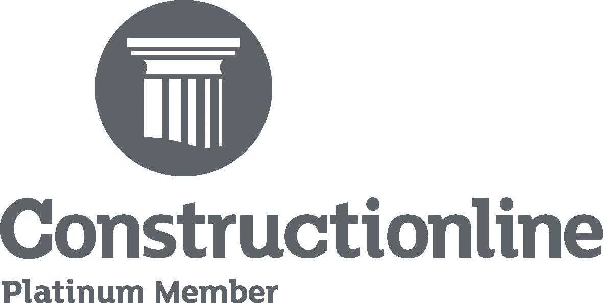 Logo Constructionline - Part of Capita plc