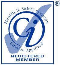 Logo Health & safety