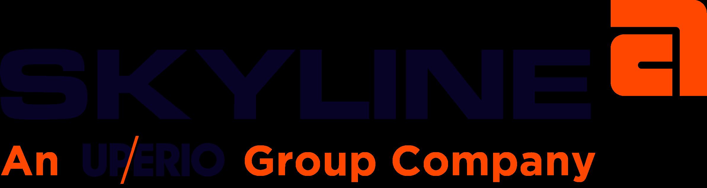 Logo Skyline - An Uperio company