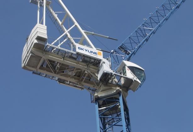 Luffing Cranes