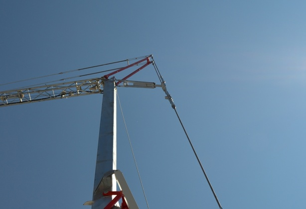 Hydraulic Self Erecting Cranes